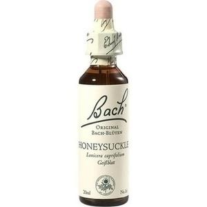 Bachblüten Honeysuckle Tropfen, 20ml