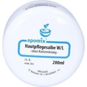 HAUTPFLEGESALBE W/L o.Konservierung
