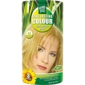 HENNAPLUS Long Lasting light golden blond 8,3