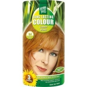 HENNAPLUS Long Lasting copper blond 8,4