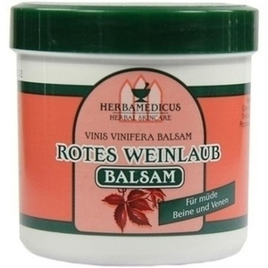 ROTES WEINLAUB Balsam Herbamedicus