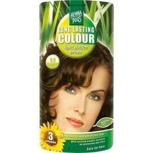 HENNAPLUS Long Lasting light golden brown 5,3