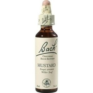 BACHBLÜTEN Mustard Tropfen
