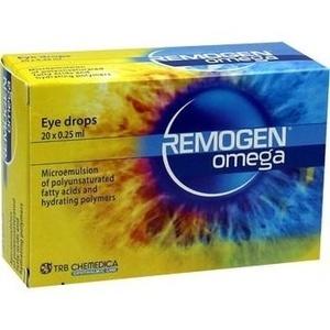 REMOGEN Omega Augentropfen