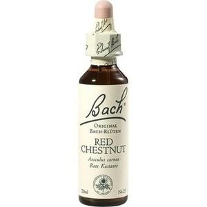 BACHBLÜTEN Red Chestnut Tropfen