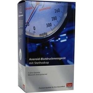 BOSO classic privat Blutdruckmeß.aneroid m.Steth.