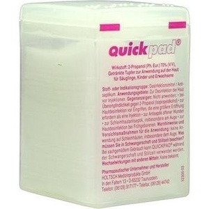 QUICKPAD Alkohol Tupfer Spender