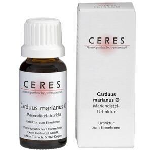 CERES Carduus marianus Urtinktur