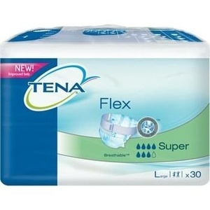 TENA FLEX super L