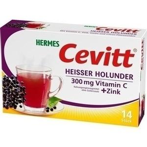 HERMES Cevitt heißer Holunder Granulat