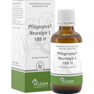 PFLÜGERPLEX Neuralgie L 189 H Tropfen