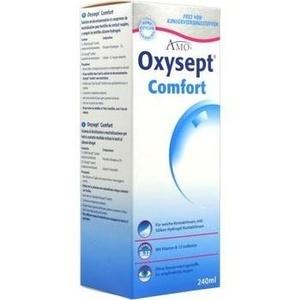 OXYSEPT Comfort Vit.B 12 Kombipackung