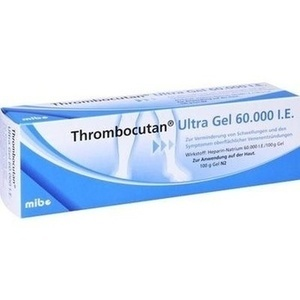 THROMBOCUTAN Ultra Gel 60.000 I.E.