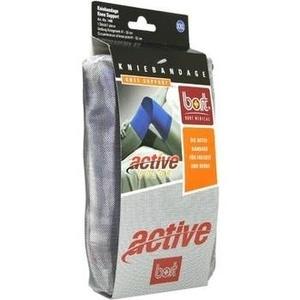 BORT ActiveColor Kniebandage xx-large blau