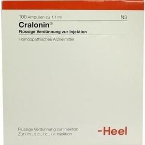 CRALONIN Ampullen