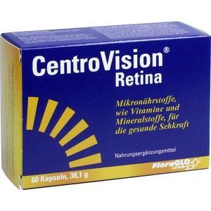 CentroVision® Retina - Vitalstoffkombination für das Auge