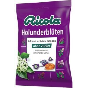 RICOLA o.Z. Holunderblüten Bonbons
