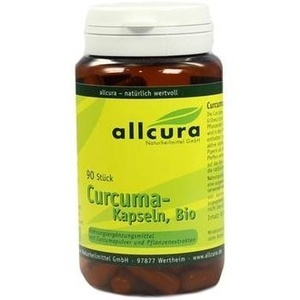 CURCUMA KAPSELN Bio