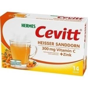 HERMES Cevitt heißer Sanddorn Granulat