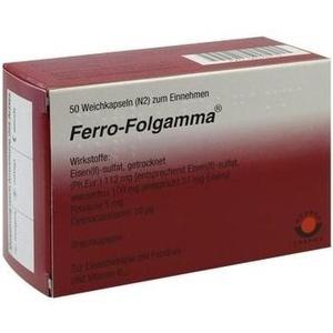 FERRO FOLGAMMA Weichkapseln