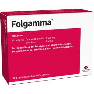 FOLGAMMA Tabletten