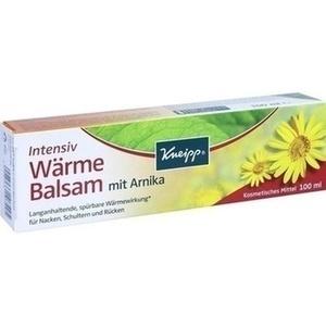 KNEIPP Intensiv Wärme Balsam mit Arnika