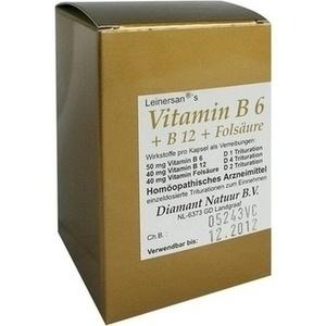 VITAMIN B6+B12+FOLSAEURE