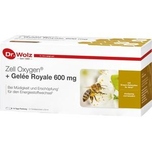 ZELL OXYGEN+GEL ROY 600MG