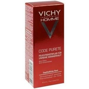 VICHY HOMME Code Purete Fluid