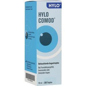 Abbildung von Hylo-comod  Augentropfen