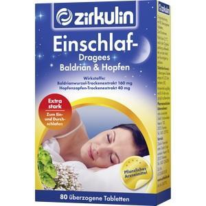 ZIRKULIN EINSCHLAF BALD&HO