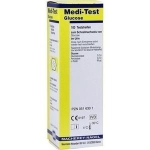 MEDI TEST Glucose Teststreifen