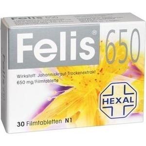 FELIS 650 mg Filmtabletten