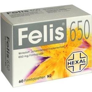 FELIS 650 Filmtabletten