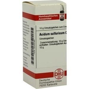 ACIDUM SULFURICUM C12