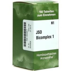 Jso Bicomplex Nr. 1 Tabletten