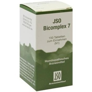 Jso Bicomplex Nr. 7 Tabletten