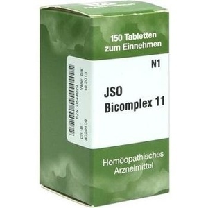 Jso Bicomplex Nr. 11 Tabletten