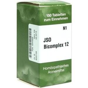 Jso Bicomplex Nr. 12 Tabletten