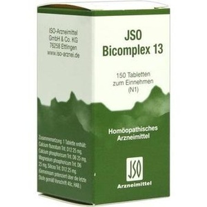 Jso Bicomplex Nr. 13 Tabletten