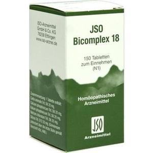 Jso Bicomplex Nr. 18 Tabletten