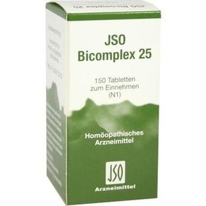 Jso Bicomplex Nr. 25 Tabletten