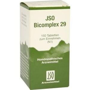 Jso Bicomplex Nr. 29 Tabletten