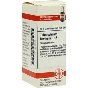 TUBERCULINUM BOVINUM C 12 Globuli