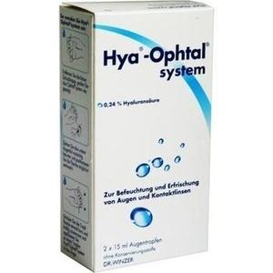 HYA-OPHTAL system Augentropfen