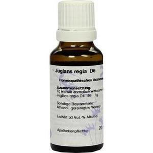 JUGLANS REGIA D 6 Dilution