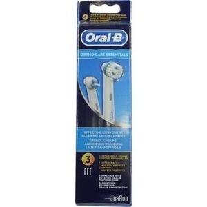 ORAL B Aufsteckbürsten Ortho Care Essentials