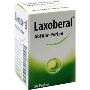 LAXOBERAL Abführ Perlen