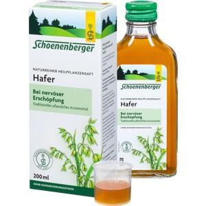 HAFERSAFT Schoenenberger