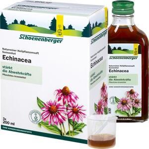 ECHINACEA SAFT Schoenenberger Heilpflanzensäfte